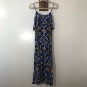 Maxi dress by Xhilaration size small
